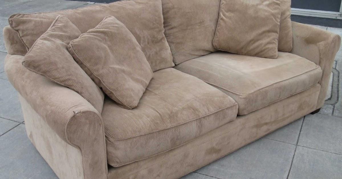 Uhuru Furniture Amp Collectibles Sold Corduroy Sofa Sleeper 125