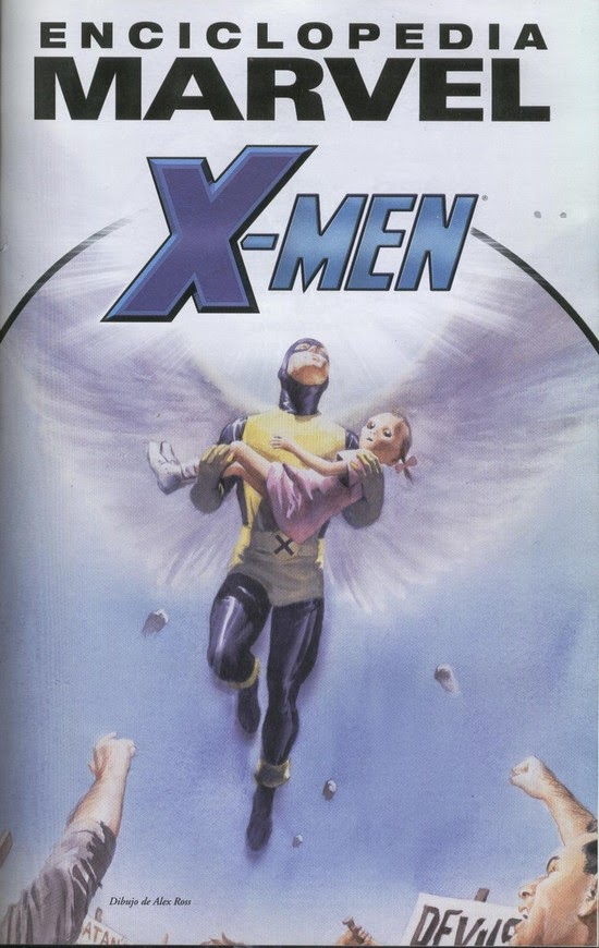 Enciclopedia Marvel X Men  PDF