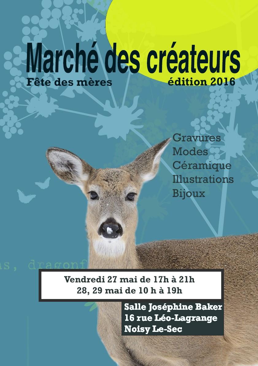 27-28-29 mai - Noisy Le-Sec.