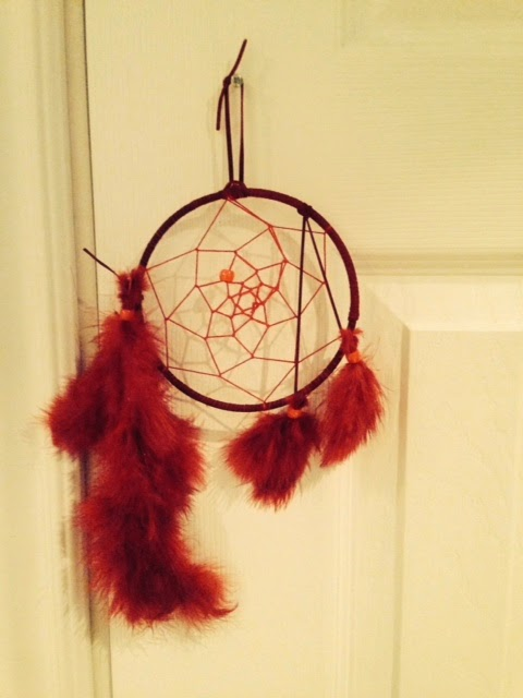 Diy cool crafting dream catchers for Materials to make a dreamcatcher