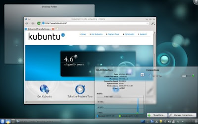 Download Kubuntu 11.04 Linux Natty Narwhal