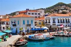 Isole Greche: Isole Golfo Argolico e Saronico