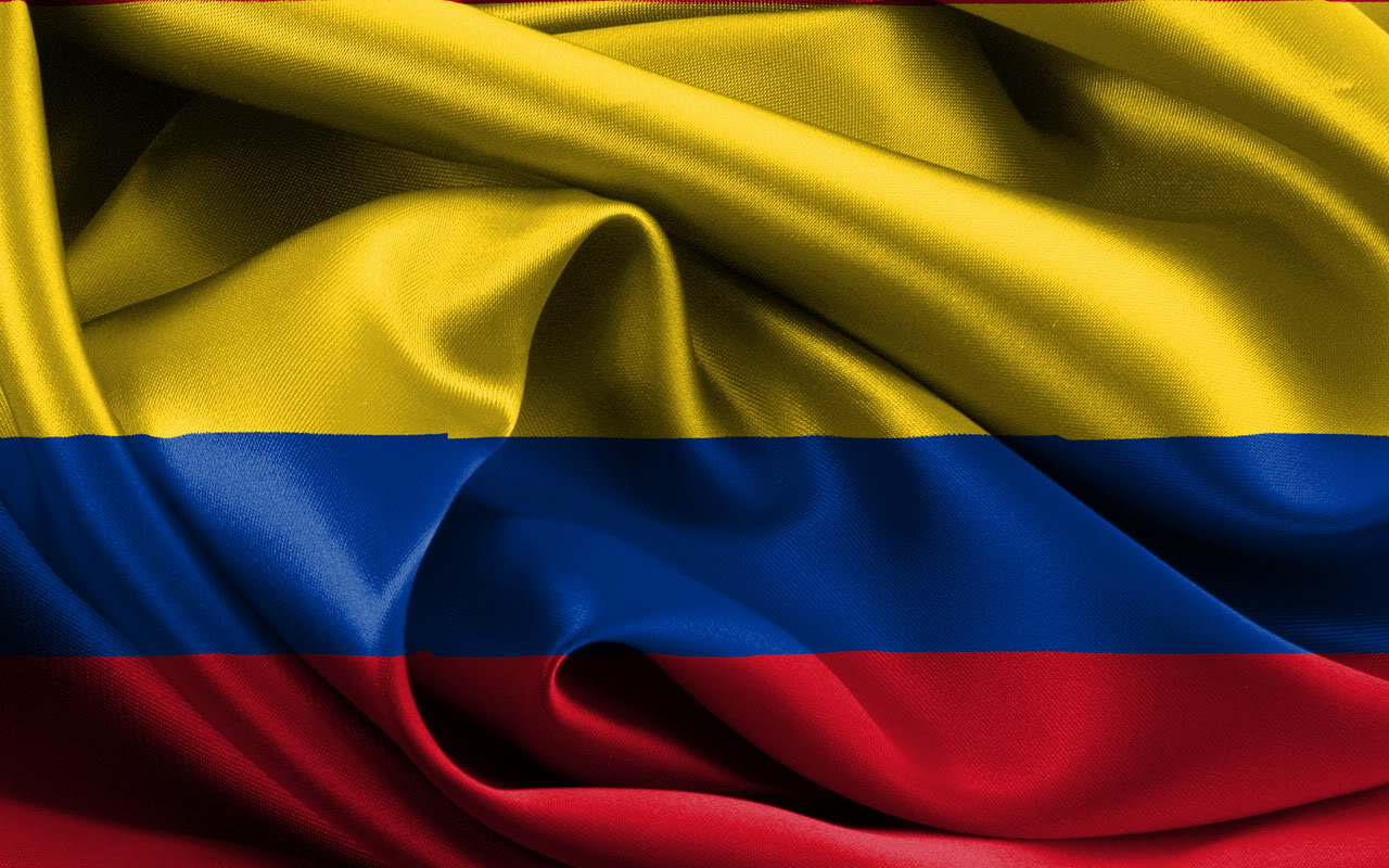 bandera de colombia cool