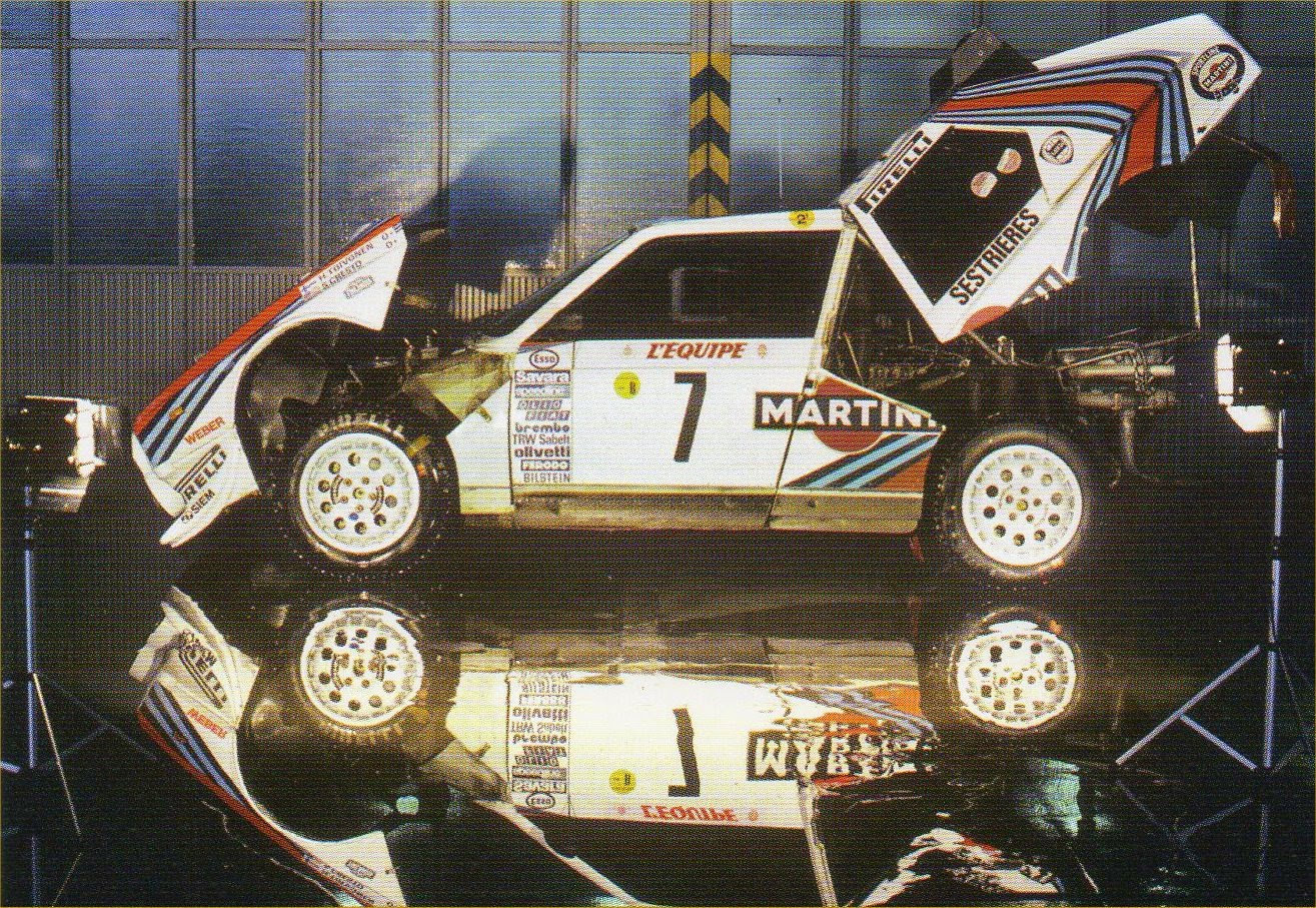 The Hyppy: A rally blog: Best Five Drivers Never To Win The WRC