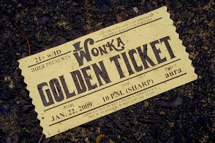 Golden Ticket- Wonka