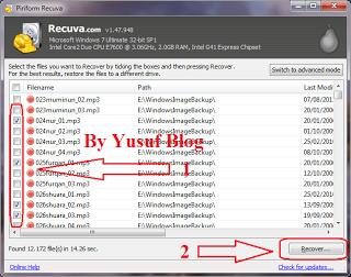 cara mengembalikan file yang hilang dan terhapus 2