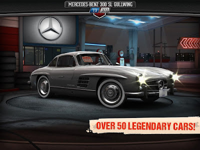 CSR Classics 1.11.0 MOD APK+DATA-Screenshot-3