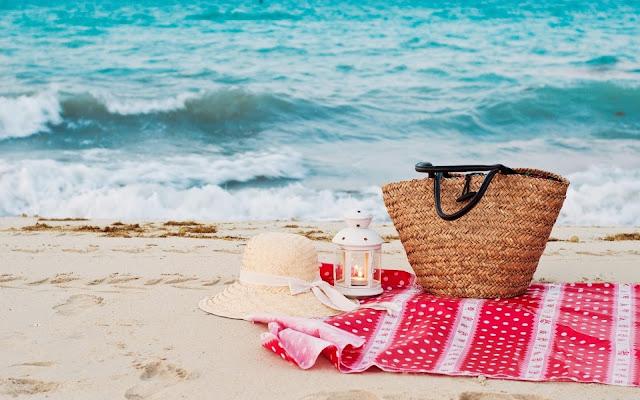 Imagenes de Vacaciones en la  Playas en HD