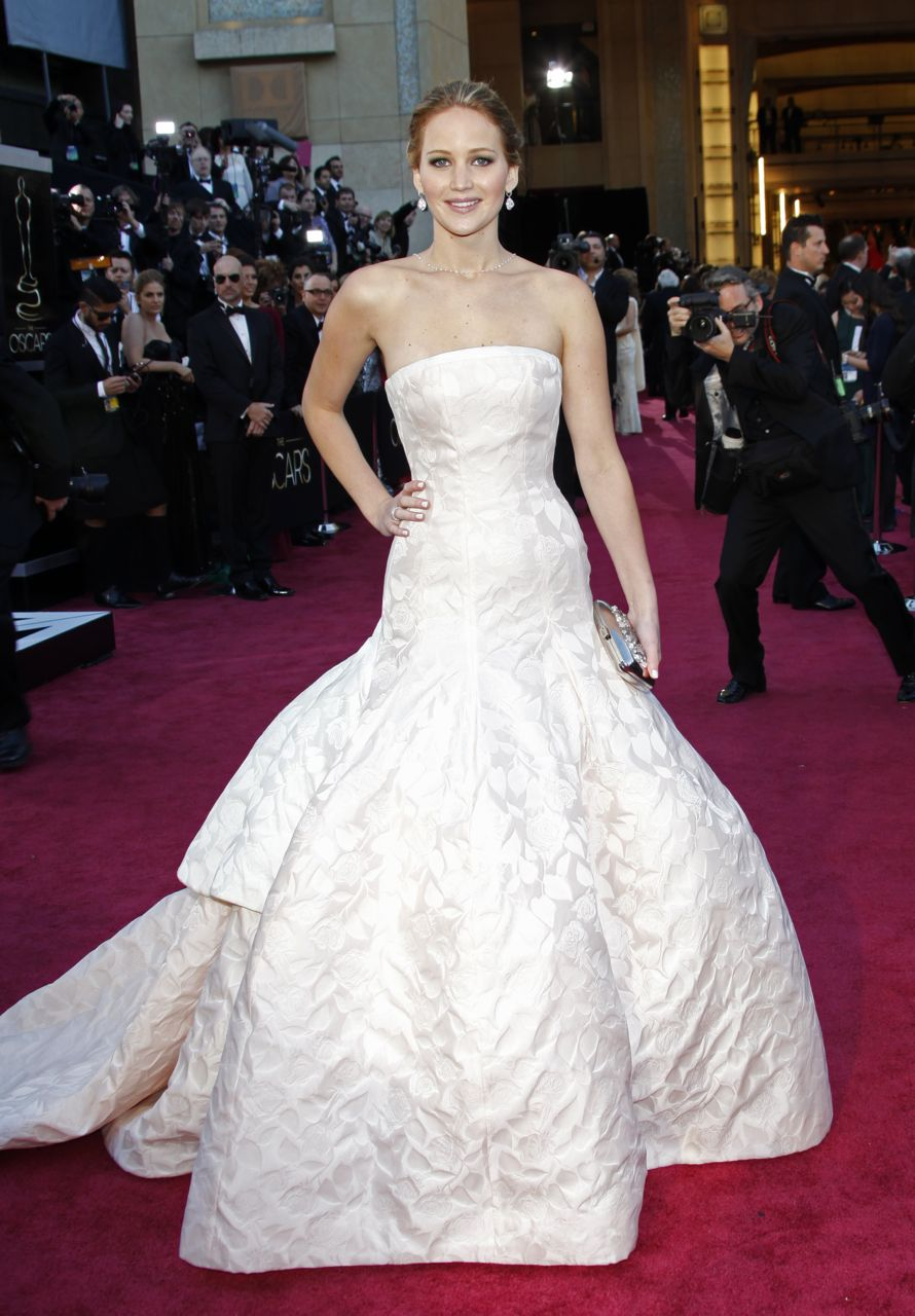 Bridal Showplace Blog: Award-Winning Oscar Styles