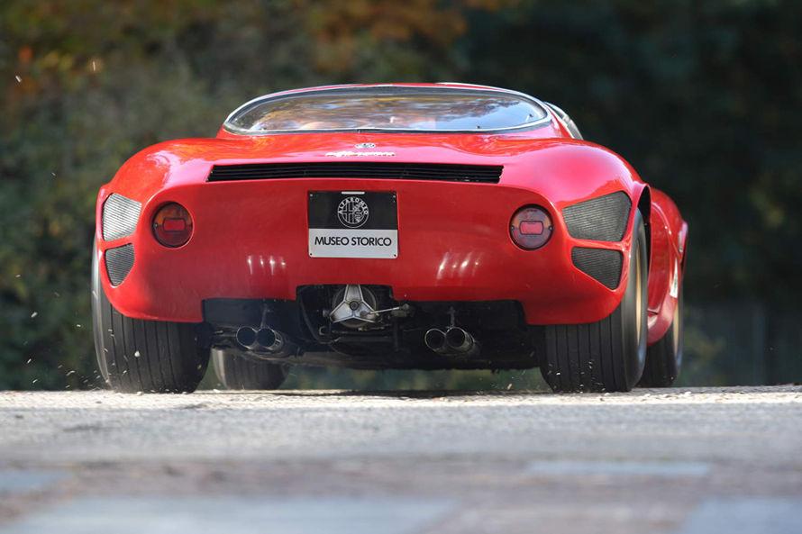 Ruote Rugginose Alfa Romeo 33 Stradale 1967