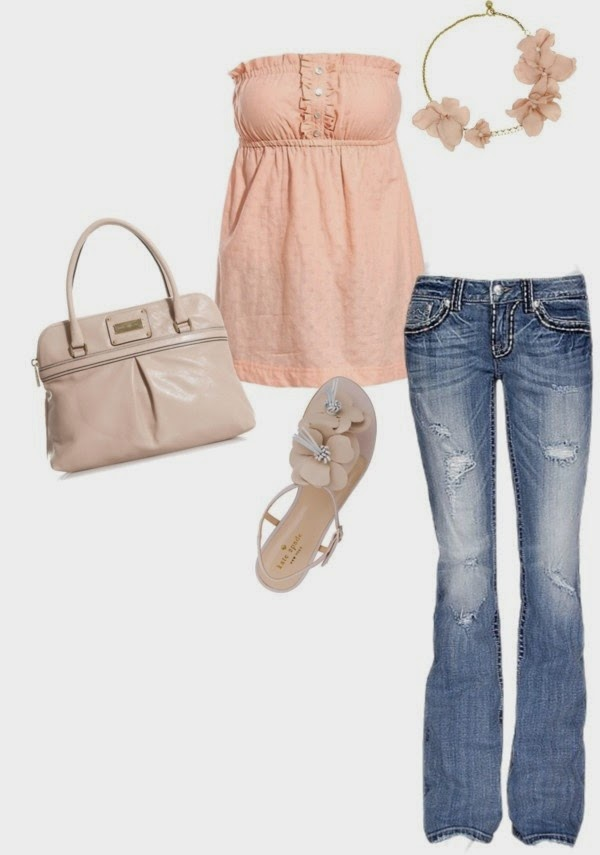 summer! by christinamcoffman on Polyvore find more women fashion ideas on