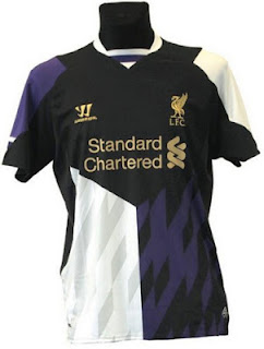 Liverpool 2013/14 Third Kit