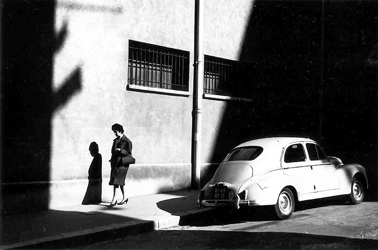 Ray K. Metzker, Marseille, 1961
