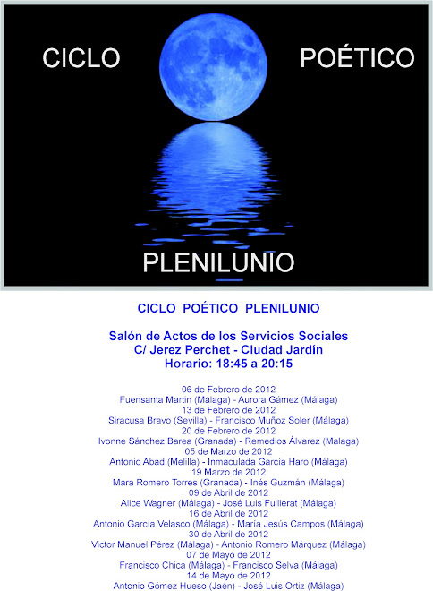 RECITAL PLENILUNIO