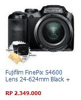 Harga Fujifilm FinePix S4600