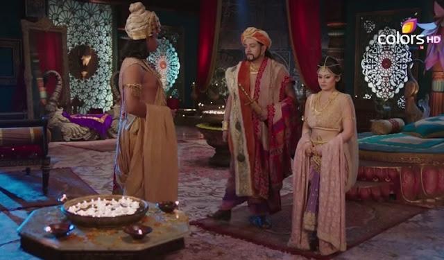 Sinopsis Ashoka Samrat Episode 96