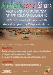 Andalucía con el Sahara