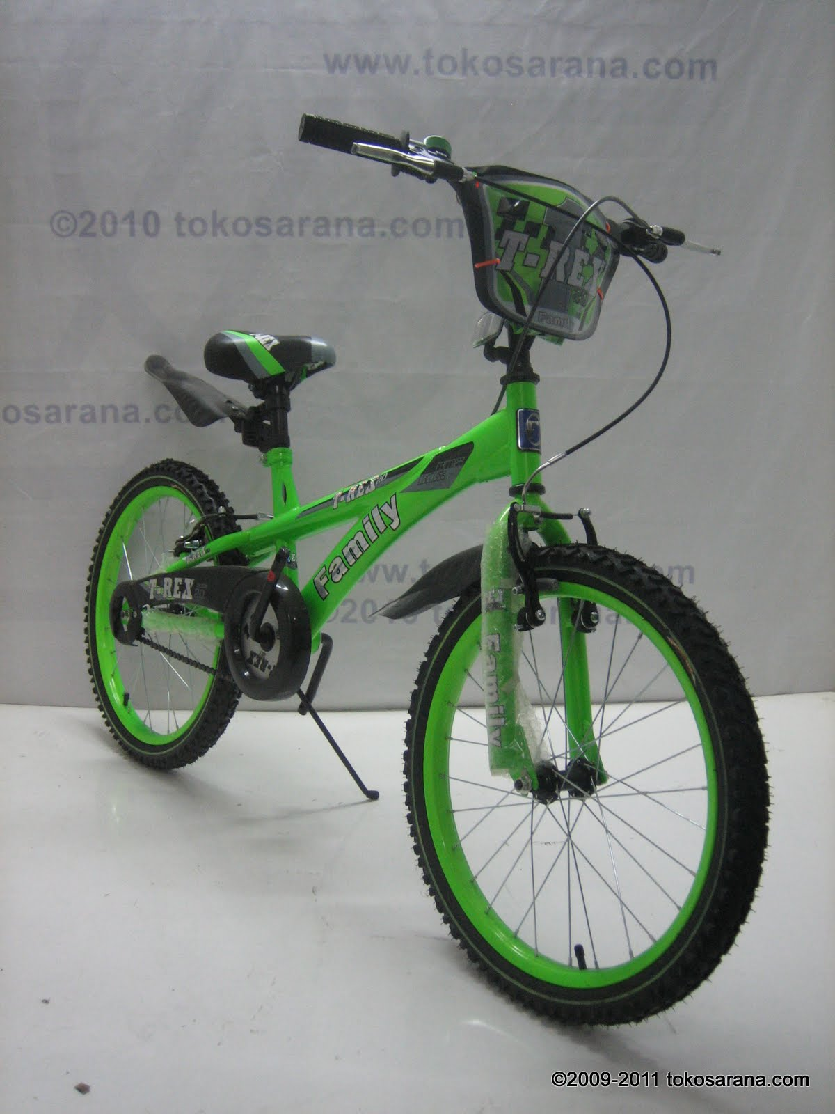 tokomagenta: A Showcase of Products: Sepeda BMX Family T