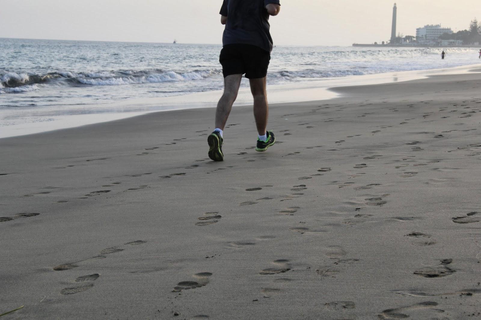 Correr en Islalimon
