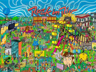 Promoção Cidade do Rock - Mix FM