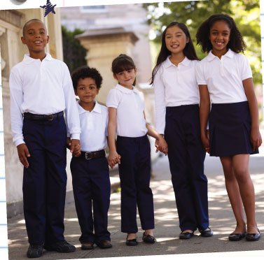 should kids wear school uniforms