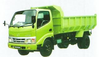 hino dutro 130 hd dump truck