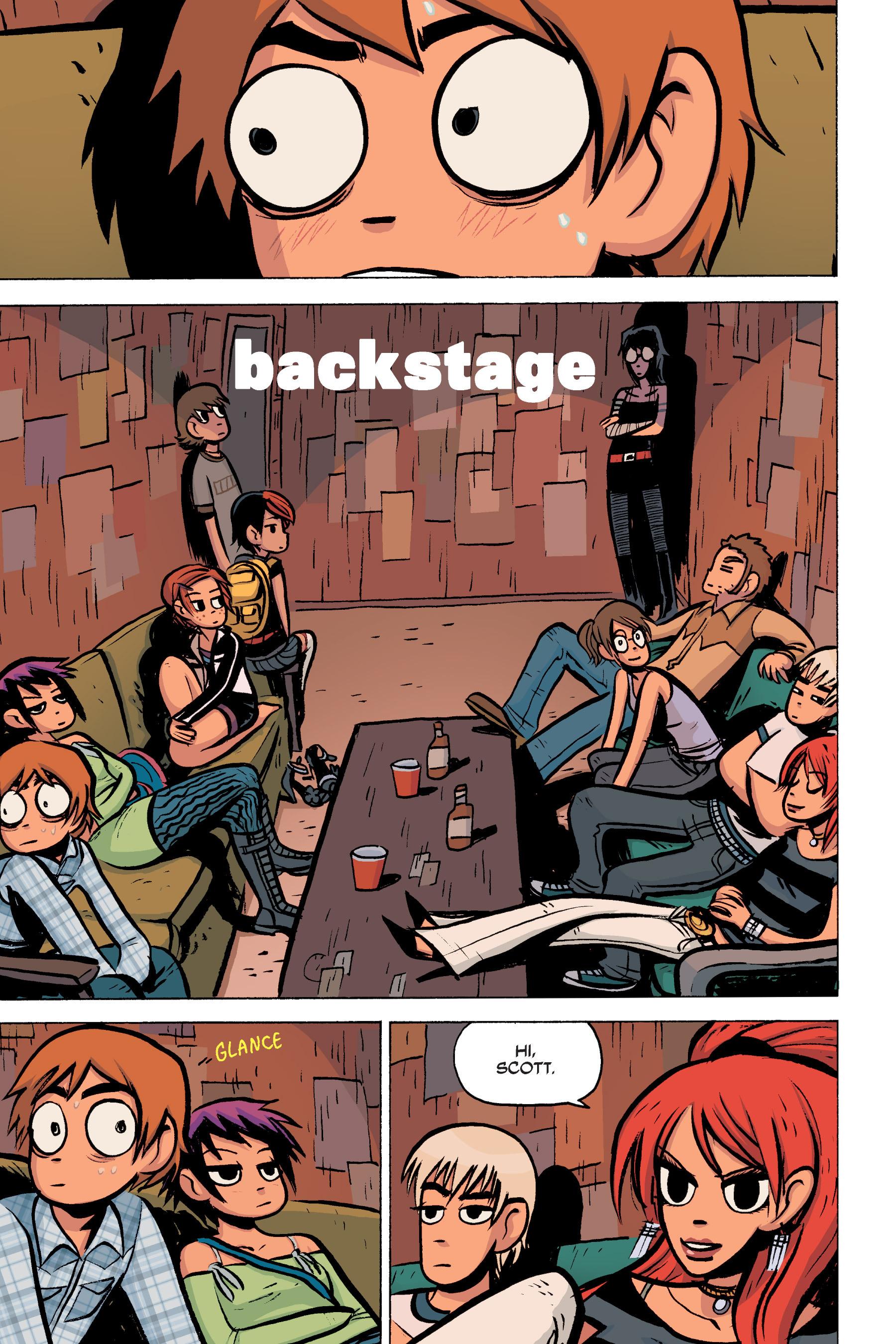 Read online Scott Pilgrim comic -  Issue #3 - 12