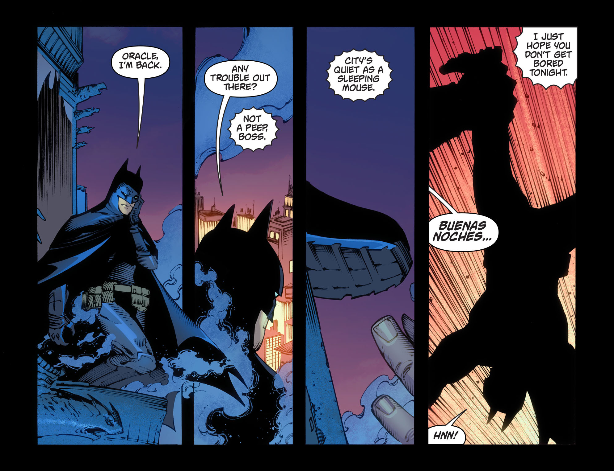 Batman: Arkham Knight [I] Issue #35 #37 - English 21
