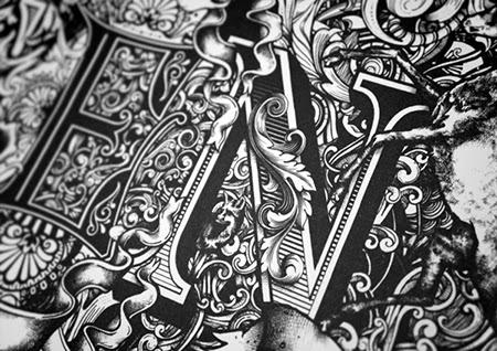 Los proyectos tipográficos de Greg Coulton