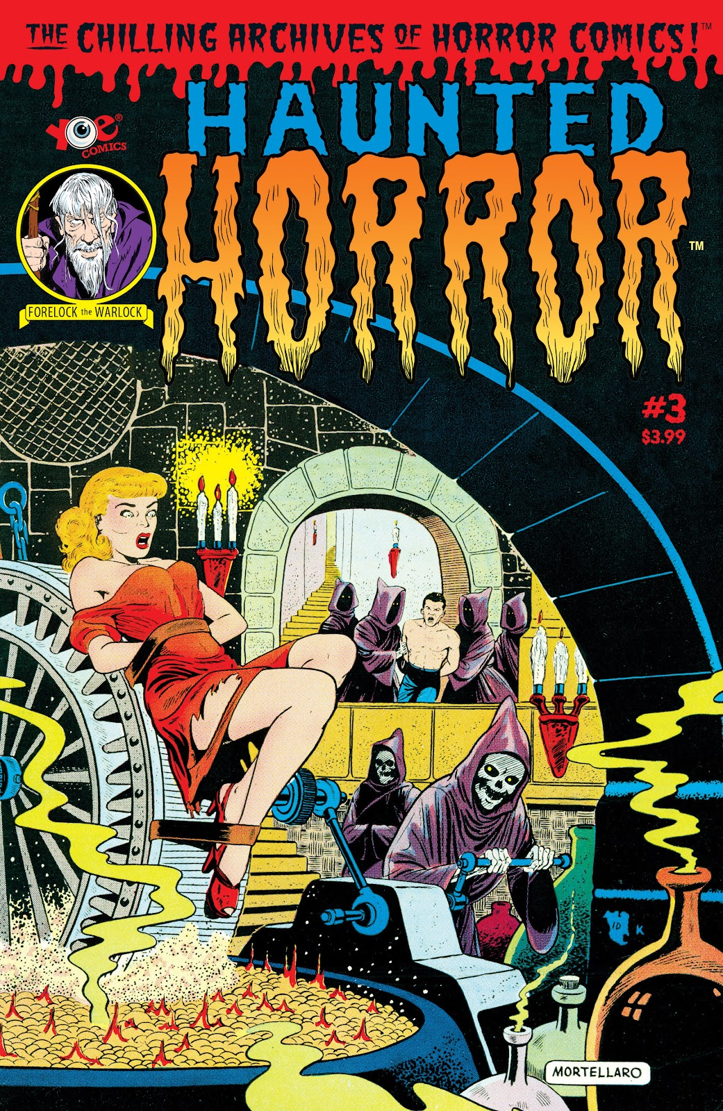 Haunted Horror Issue #3 #3 - English 1