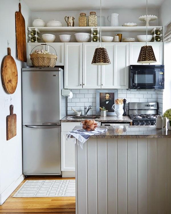 Una cocina peque a y una gran reforma desde my ventana - Reforma cocina pequena ...