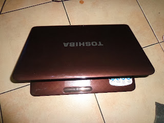 Toshiba Satellite L745 AMD