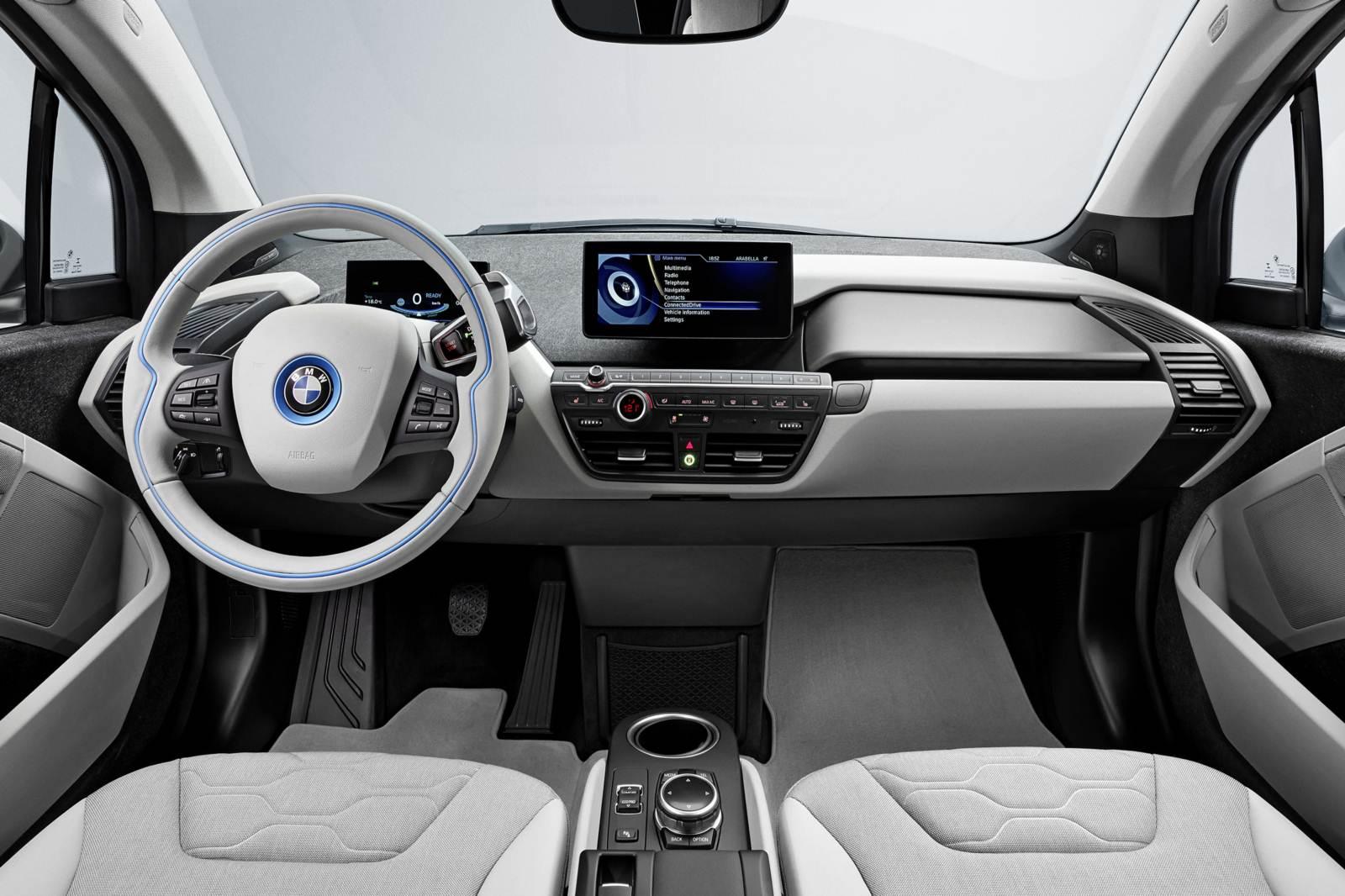 BMW i3 2016 - elétrico - preço Brasil