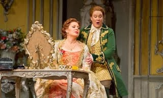 Opera Review: <i>Der Rosenkavalier</i> at the Metropolitan Opera.