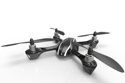 Rancang Bangun Robot Terbang Model Quadcopter Sebagai Sarana Pemantau Jarak Jauh Menggunakan Mikrokontroller Atmega128