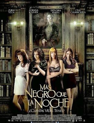 Mas Negro que la Noche (2014) Dvdrip Latino [Terror]