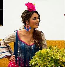 Chus Lola Recogidos Y Peinados De Flamenca