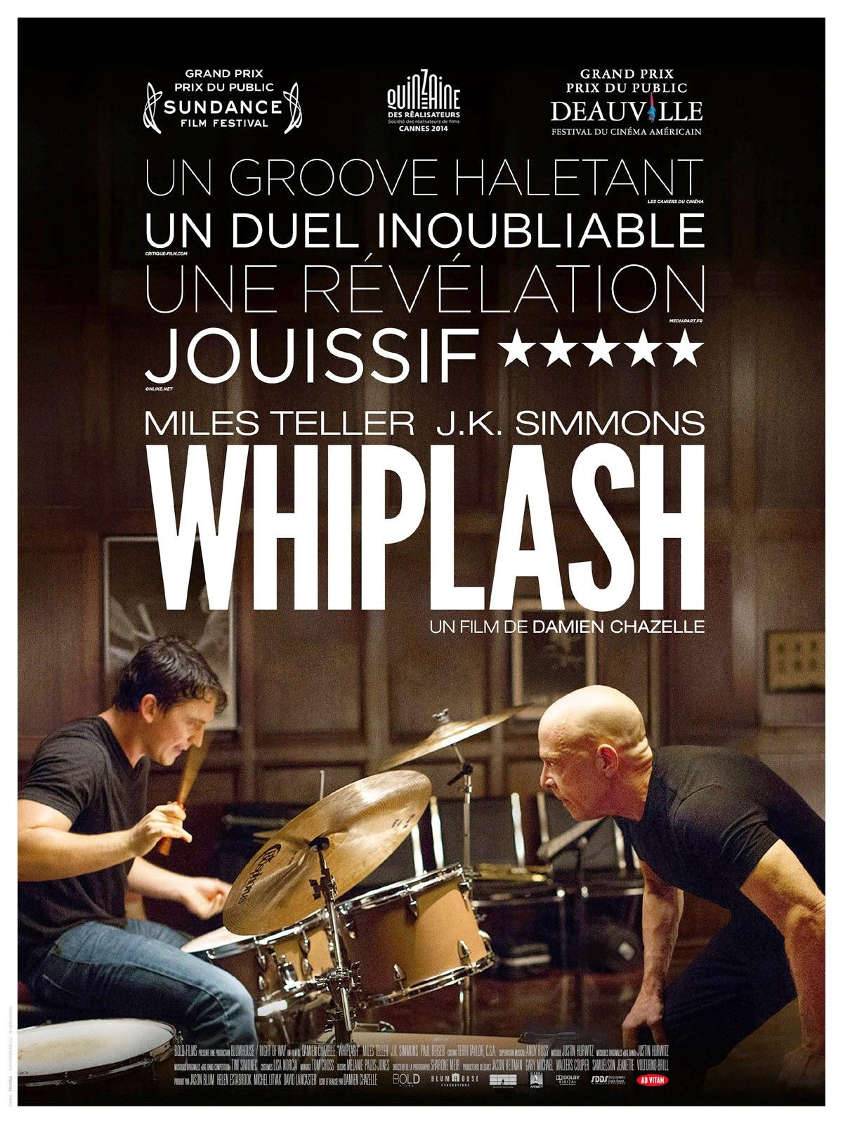 Whiplash: Em Busca da Perfeição – Dublado (2014)