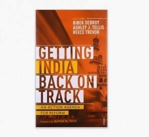 Buy Getting India Back on Track: An Action Agenda for Reform for at Rs.98 : Buy To Earn