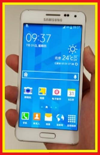 Harga HP Samsung Galaxy Alpha