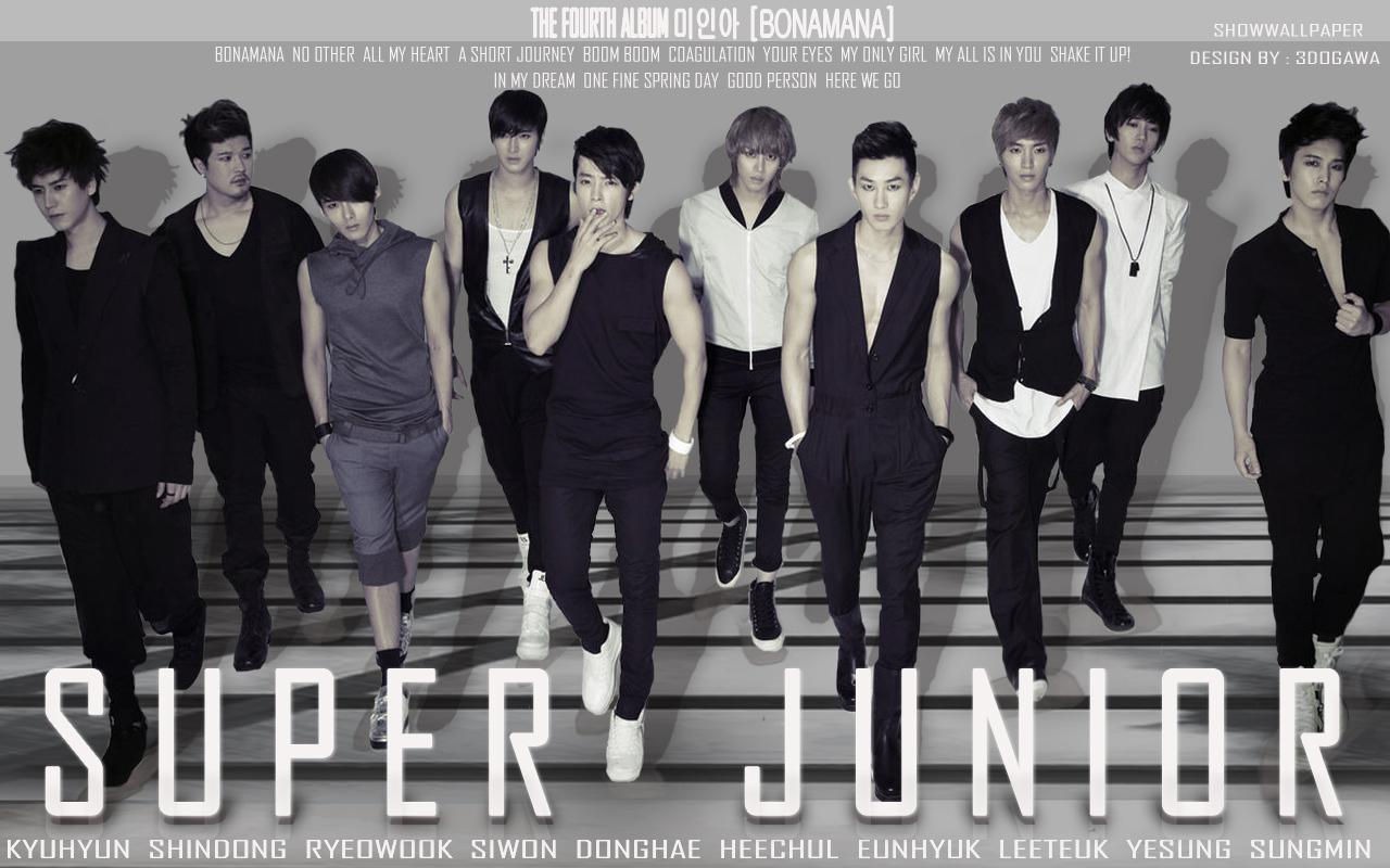Foto Super Junior - Poster dan Wallpaper Suju Terbaru