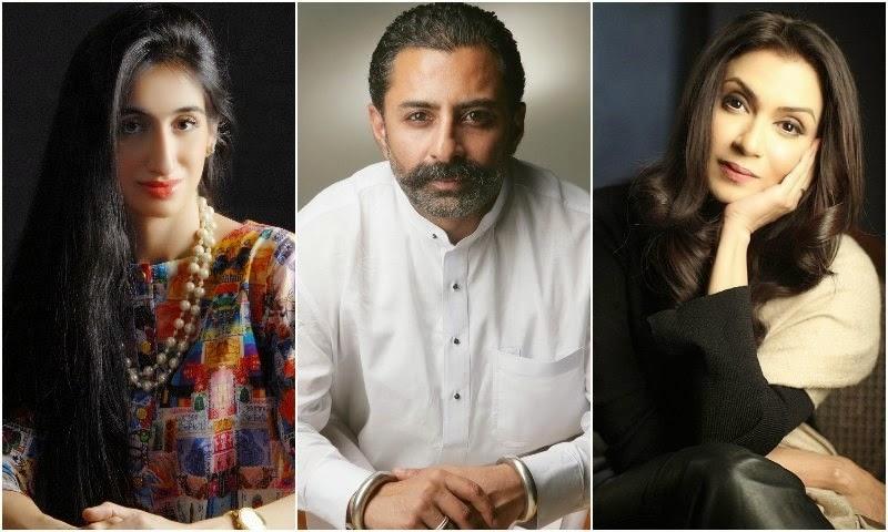 Somal Halepoto, Yousuf Bashir Qureshi and Shamaeel Ansari