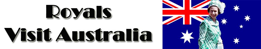Royals Visit Australia