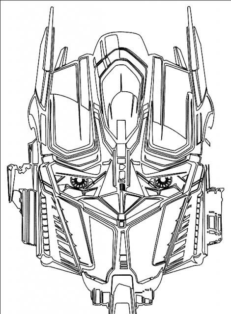 Desenhos para Colorir [Transformers] ~ Transformers  - imagens para colorir transformers