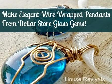 how to make glass gem