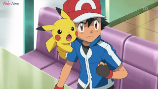Pokemon XY Episode 12 Subtitle Indonesia