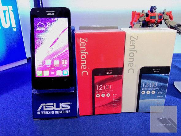 Asus Hadirkan ZenFone C di Malaysia