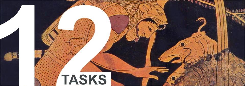 Calu's 12 tasks
