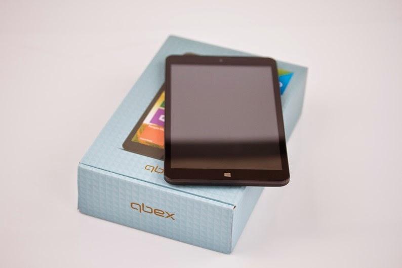"""QBex TX420i - Tablet Brasileiro com WP 8.1 """"Baratinho"""""""