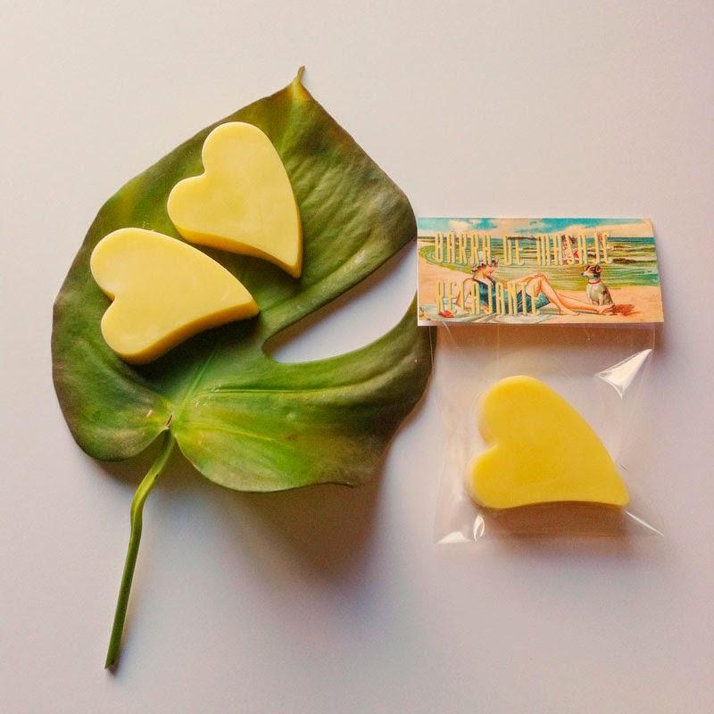 barras de masaje relajante perfectas para regalar en San Valentín, de La Colazione